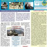 Le 78ème Série du Bulletin Nouvelles de Tchétchénie a été Publié