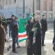 Discours de A.Zakaïev lors de la manifestation à Bruxelles (en tchétchène)