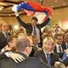 2014 Kış Olimpiyat Oyunları Sochi' de Yapılacak