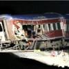 İşgalcilere Yakıt Taşıyan Tren Patlatıldı