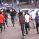 Moskova' da Kavga: Bir Çeçen Yaralı, Yirmi Üç Kişi Gözaltında
