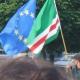 Avusturya' da Gösteri Yapıldı ve Çeçen Günü Düzenlendi