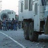 İnguşetya' da Olaylı Gösteri