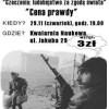 Krakow' da Çeçenya Belgeseli