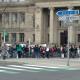 Yasadışı Sığınmacılar İçin Fransa'da Gösteri