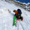 İçkerya Bayrağı Everest'in Zirvesine Çok Yakın