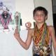 Belçika'da Yılın Sporcusu Çeçen Güreşçi