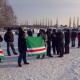 Helsinki'de Putin Karşıtı Gösteri