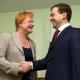 Finlandiya ve Rusya Devlet Başkanlarına Başvuru