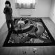 Lomza'daki Çeçen Mülteciler için Fotoğraf Sergisi
