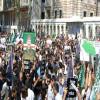 Katledilen Çeçenlerin Cenazesinde Binler Toplandı