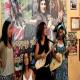 Gürcü Grup Gogoçurebi'den Çeçence Şarkı Yorumu (Video)