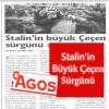 AGOS: Stalin'in Büyük Çeçen Sürgünü Hatırlanıyor