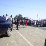 İnguşetya' daki Gösteri İşbirlikçileri Korkuttu