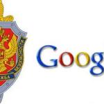 FSB Google İşbirliği