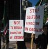 Kanada Çeçen Diasporası' ndan Gösteri