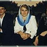 Maskhadov' un Eşi Teşekkür Etti