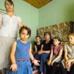 Polonya' da Mülteci Çeçen Aileye Tehdit