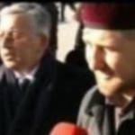 Filistin Lideri Şimşekleri Üzerine Çekti!