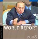 HRW 2008 Raporunda Putin Eleştirildi