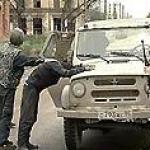 İşbirlikçiler Grozny' de İki Kişiyi Kaçırdı