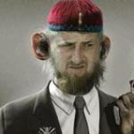 Kukla Kadirov Suudi Arabistan' da