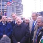 Mültecilerden Said Emin' e Destek