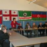 Danimarka' da Bağımsız Kafkasya Konferansı