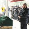 Öldürülen Çeçen Toprağa Verildi (Video)