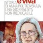 Politkovskaya Anısına Kitap