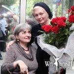 Zugdidi'de Dudaeva'nın Sergisi Açıldı