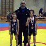 Çeçen Güreşçilerden Onbir Yeni Madalya