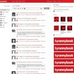 Tyrannybook – Zalimleri Afişe Eden Sosyal Ağ