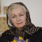 Alla Dudaeva Gürcü İnsan Hakları Aktivistini Savunuyor