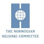 Norveç Helsinki Komitesi'nden Çağrı