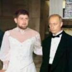 Kadirov Bir kez Daha Putin'e Olan Aşkını İlan Etti