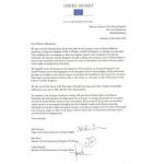 Avrupalı Parlamenterlerden Slovakya'ya Mektup