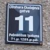 Dudaev Bulvarı'nın Adını Değiştirmek İçin Yeni Bir Girişim