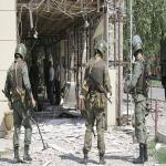İntihar Bombacıları Grozny'i Vurdu