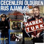 Çeçenleri İstanbul'da Öldüren Rus Ajanlar Tespit Edildi