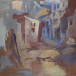 Çeçen Ressam – Seda Gubacheva