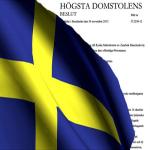 İsveç Yüksek Mahkemesi Sınırdışı Talebini Reddetti