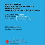 69.Yılında Çeçen Soykırımı ve Rusya'nın Kafkasya Politikaları