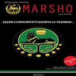 """Aylık Dergi """"Marsho""""nun Ekim 2013 Sayısı Yayınlandı!"""