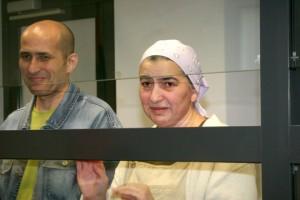 Malik Gataev and Khadizhat Gataeva