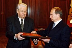Boris Yeltsin - Vladimir Putin