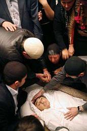 Присутствие беременных на похоронах 90