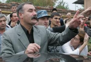 Ruslan Aushev, Eylül 2004, Beslan
