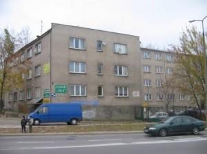 Bialystok'taki Iga mülteci merkezi