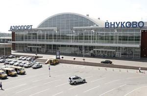 Moskova'daki Vnukova Havaalanı